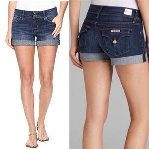 Hudson Croxley Mid Thigh Jean Short